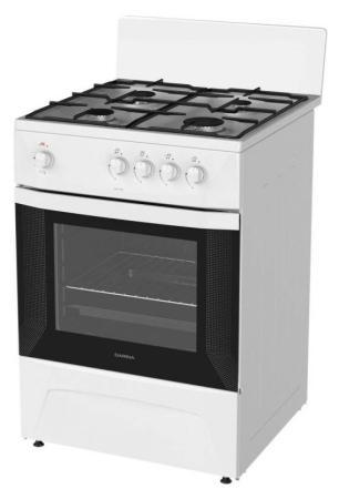 Плита Газовая Darina C 1001 W белый цена 2017
