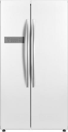 Холодильник Daewoo RSM580BW белый (двухкамерный) цена 2017