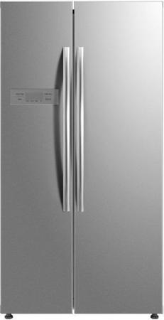все цены на Холодильник Daewoo RSM580BS серый (двухкамерный) онлайн
