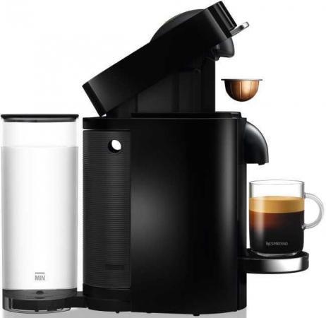 Кофемашина Delonghi Nespresso ENV155.B 1600Вт черный цена 2017