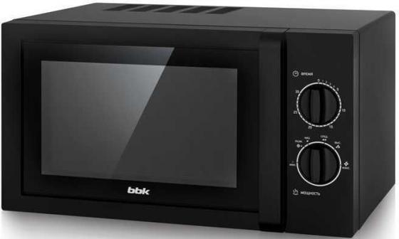 Микроволновая Печь BBK 23MWS-822M/B/RU MG 23л. 800Вт черный цена и фото