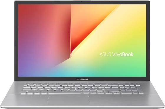 "Ноутбук Asus VivoBook X712FB-BX014T Core i5 8265U/8Gb/1Tb/SSD128Gb/nVidia GeForce Mx110 2Gb/17.3""/HD+ (1600x900)/Windows 10/silver/WiFi/BT/Cam цена и фото"