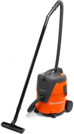 Пылесос Husqvarna WDC 220 влажная сухая уборка оранжевый