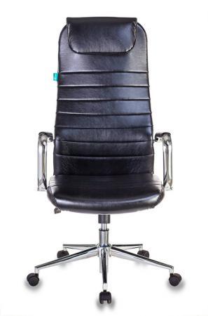 Кресло руководителя Бюрократ KB-9N/ECO/BLACK чёрный кресло компьютерное бюрократ kb 9 eco