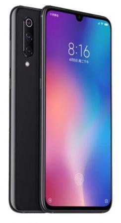 Смартфон Xiaomi Mi 9 черный 6.39 64 Гб NFC LTE Wi-Fi GPS 3G Bluetooth смартфон asus zenfone max pro zb602kl черный 6 32 гб nfc lte wi fi gps 3g 90ax00t1 m00050