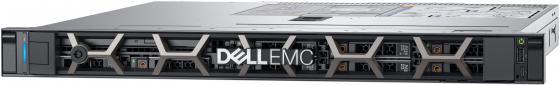 Сервер Dell PowerEdge R340 1xE-2124 1x16Gb 2RUD x8 1x1.2Tb 10K 2.5 SAS RW H330 iD9Ex 1G 2P 1x350W 3Y NBD (210-AQUB-9)