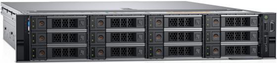 Купить Сервер Dell PowerEdge R740xd 2x5115 2x16Gb x12 1x1Tb 7.2K 3.5 SATA H740p iD9En 5720 4P 2x1100W 3Y PNBD (210-AKZR-27)