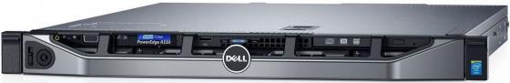 Сервер Dell PowerEdge R330 1xE3-1270v6 1x16Gb 2RUD x4 3.5 RW H330 iD8En 5720 2P 1x350W 5Y PNBD (210-AFEV-169)
