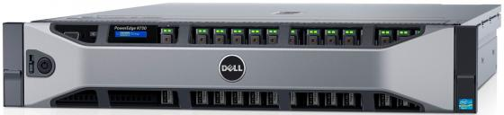 "Сервер Dell PowerEdge R730 1xE5-2630v4 1x16Gb 2RRD x8 2.5"" RW H730p iD8En 5720 4P 2x750W 3Y PNBD (210-ACXU-374) стоимость"