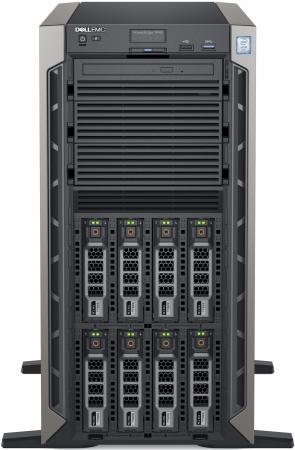 Сервер Dell PowerEdge T440 1x4114 1x16Gb x8 3.5 RW H730p FP iD9En 1G 2P 2x495W 3Y NBD (210-AMEI-01)