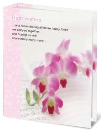 Фотоальбом BRAUBERG Орхидеи 10х15 см 50 листов поднос sagad 35 см цвет орхидеи