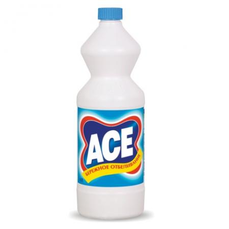 Средство для отбеливания и чистки тканей ACE 1л