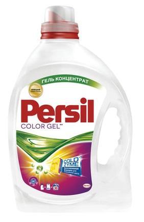 Средство для стирки PERSIL Color Gel 2.19л persil средство для стирки power gel лаванда универсальное 1 46 л