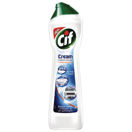 cif Чистящее средство для удаления ржавчины и известкового налета CIF Актив фреш 500мл