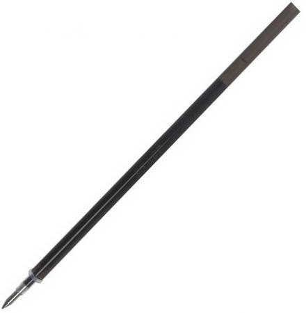 Стержень стираемый гелевый STAFF 130 мм, ЧЕРНЫЙ, узел 0,5 линия письма 0,35 GP110R