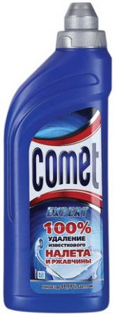 Средство для удаления ржавчины и известкового налета 500 мл, COMET (Комет), гель дезинфицирующий шумовка gipfel comet 2062 36 см черная