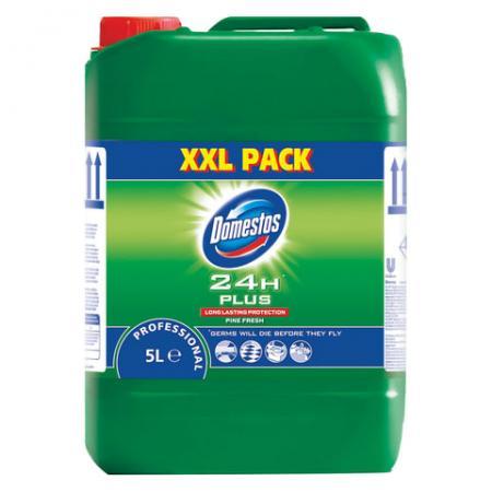 цена на Чистящее средство для уборки санитарных помещений Domestos Fresh Professional 5л