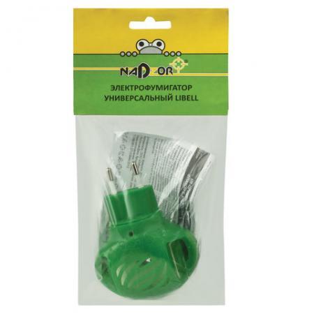 Средство от насекомых фумигатор универсальный от мух и комаров, NADZOR (Надзор), IFU001N средство от мух в помещении