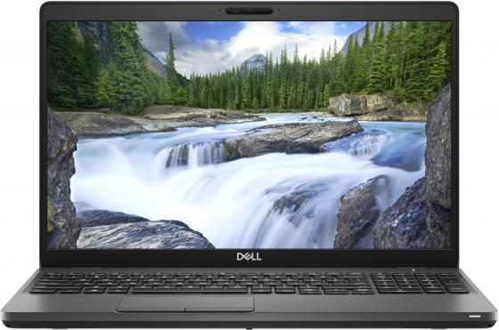 Ноутбук DELL Latitude 5500 15.6 1920x1080 Intel Core i7-8665U 512 Gb 16Gb AMD Radeon 540X 2048 Мб черный Windows 10 Professional 5500-2606 ноутбук dell latitude 7490 i7 7490 2585 черный