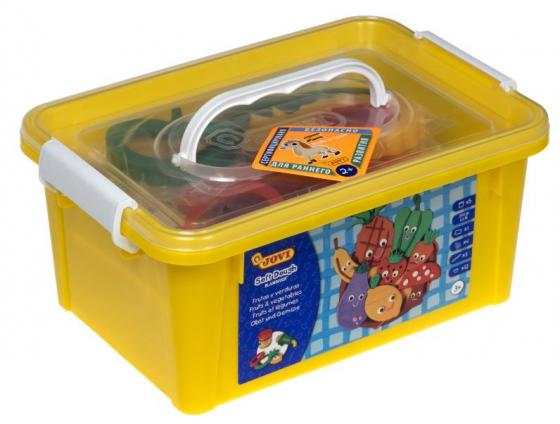 Набор для лепки Jovi Огород 5 цветов 476 масса для лепки abtoys радуга 5 цветов 18 предметов 118929