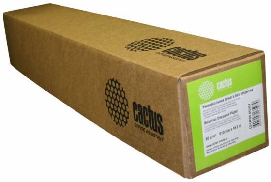 Фото - Бумага Cactus Eco CS-LFP80-420457E 420мм-45.7м/80г/м2/белый универсальная втулка:50.8мм (2) (упак.:2рул) бумага cactus cs lfp80 914175e a0 914мм 175м 80г м2 белый инженерная бумага втулка 76 2мм 3