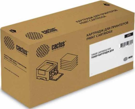 цена Картридж Cactus CS-WC4118XR 113R00671 черный (20000стр.) для Xerox WC 4118/M20/C20