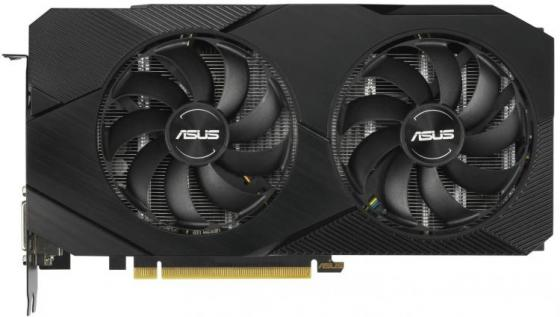 Видеокарта ASUS nVidia GeForce RTX 2060 DUAL EVO PCI-E 6144Mb GDDR6 192 Bit Retail DUAL-RTX2060-O6G-EVO
