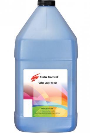 Фото - Тонер Static Control KYTK5240-1KG-C голубой флакон 1000гр. для принтера Kyocera Ecosys-P5026/M5526 тонер static control kytk895 1kg ma пурпурный флакон 1000гр для принтера kyocera mita fs c8020 c8025 c8520