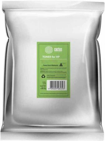 Фото - Тонер Cactus CS-THPU-1000B черный пакет 1000гр. для принтера HP LJ P1005/1006/1505/M125/127/M604/307/608 колготки детские penti цвет 10 белый cozy 160d m0c0327 0130 pnt размер 3 113 127