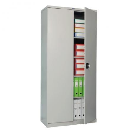 цена на Шкаф металлический офисный ПРАКТИК СВ-12, 1860х850х400 мм, 41 кг, разборный