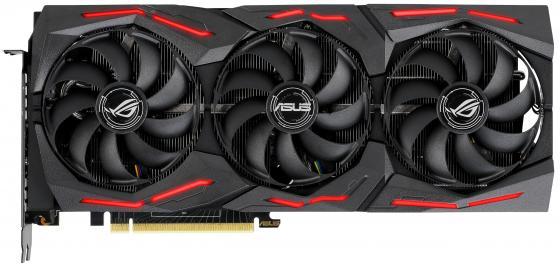 Видеокарта ASUS nVidia GeForce RTX 2070 SUPER ROG Strix GAMING PCI-E 8192Mb GDDR6 256 Bit Retail ROG-STRIX-RTX2070S-A8G-GAMING asus rog strix gtx1060 6g gaming graphics 1506 1708mhz 6gb gddr5 pci e3 0 desktop game graphics