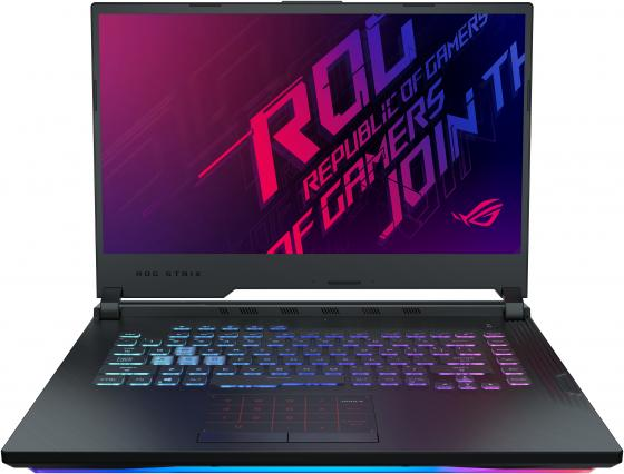"ASUS ROG G531GV-ES192T SCAR 15.6""(1920x1080 (матовый) IPS)/Intel Core i7 9750H(2.6Ghz)/16384Mb/512SSDGb/noDVD/Ext:nVidia GeForce RTX2060(6144Mb)/Cam/BT/WiFi/war 2y/2.57kg/Gunmetal/W10"