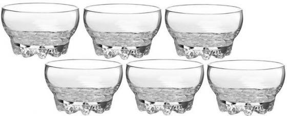 Фото - Набор салатников/креманок Sylvana, 6 шт., 300 мл, стекло, PASABAHCE, 43258 набор креманок luminarc louison 300 мл 3 шт