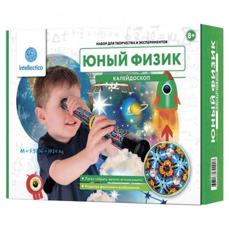 """Набор для экспериментов INTELLECTICO """"Юный физик. Калейдоскоп"""" 201"""