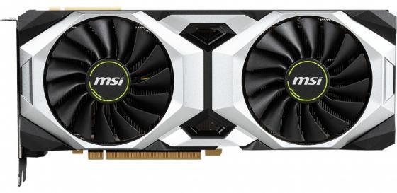 Видеокарта MSI nVidia GeForce RTX 2080 SUPER VENTUS OC PCI-E 8192Mb GDDR6 256 Bit Retail RTX 2080 SUPER VENTUS OC