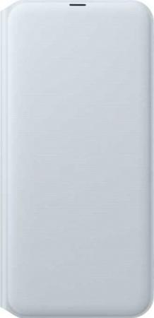 Чехол (флип-кейс) Samsung для Samsung Galaxy A50 Wallet Cover белый (EF-WA505PWEGRU) цена и фото