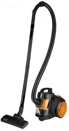 Пылесос Scarlett SC-VC80C92 сухая уборка чёрный оранжевый стоимость