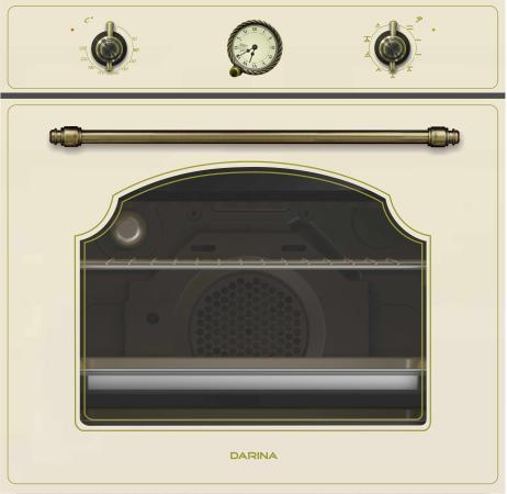 Духовой шкаф Электрический Darina 2V8 BDE 112 707 Bg бежевый