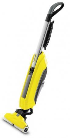 Пылесос-электровеник Karcher FC 5 460Вт желтый пылесос моющий karcher fc 5 eu ширина щёток 300 мм бак 400 мл на s 60 м