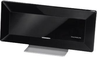 Антенна телевизионная Thomson 00132188 активная черный цена