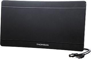 Антенна телевизионная Thomson 00132185 активная черный цена