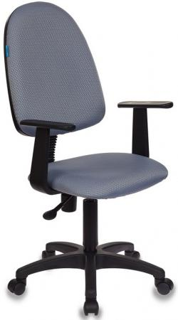 Кресло Бюрократ CH-1300/T-V398-12 серый Престиж+ V398-12 цена и фото