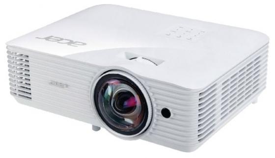 проектор acer p6500 dlp 1920x1080 5000lm 20000 1 1xhdmi 1xusb mr jmg11 001 Проектор Acer S1286H DLP 3500Lm (1024x768) 20000:1 ресурс лампы:4000часов 1xHDMI 3.1кг