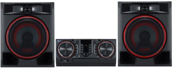 Минисистема LG CL65DK черный 950Вт/CD/CDRW/FM/USB/BT (в комплекте: диск 2000 песен) CL65DK.DRUSLLK