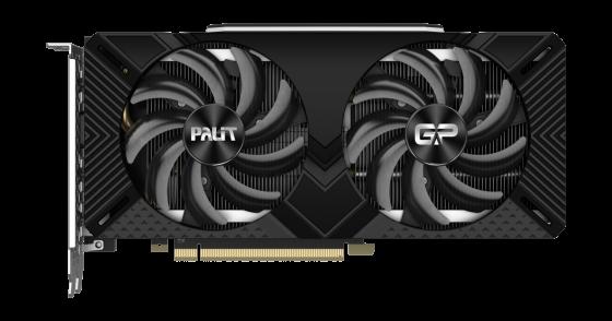 Видеокарта Palit PCI-E PA-RTX2060SUPER GP OC 8G nVidia GeForce RTX 2060SUPER 8192Mb 256bit GDDR6 1470/14000/HDMIx1/DPx3/HDCP Ret видеокарта palit geforce rtx 2060 super gp oc pa rtx2060super gp oc 8g 8gb 1470 mhz nvidia rtx 2060 super gddr6 14000mhz 256bit pci e 16x dp hdmi