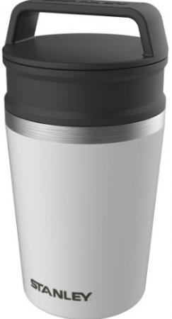 Термостакан Stanley Adventure Vacuum Mug (10-02887-029) 0.23л. белый цена в Москве и Питере