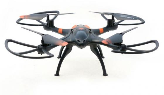 Квадрокоптер Aosenma X-Drone FPV 0.3Mpix avi WiFi ПДУ черный bfight 210 210mm brushless fpv racing drone