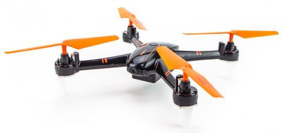 Квадрокоптер Pilotage Shadow FPV 2Mpix 720p WiFi ПДУ черный/оранжевый