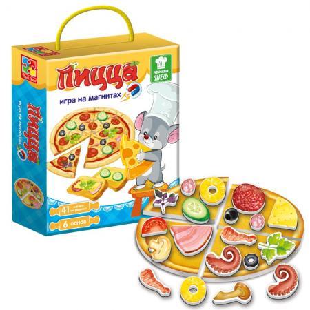 Настольная игра развивающая best toys Крошка Шеф - Пицца игра настольная юный повар пицца 20х3 5х24 5см