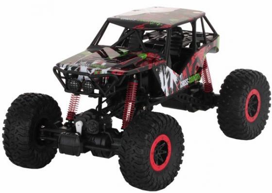 Машина радиоуправляемая Pilotage Crawler Cross-Country 1/10 пластик черный (RC61280) (от 8 лет)